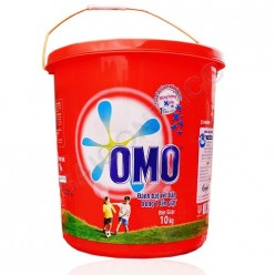 OMO washing powder in bucket 10 kg