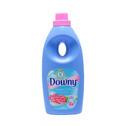Downy fabric softener in bags bottle